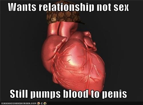 Scumbag Heart: My Body's Saying Let's Go