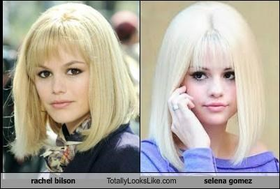 Rachel Bilson Totally Looks Like Selena Gomez