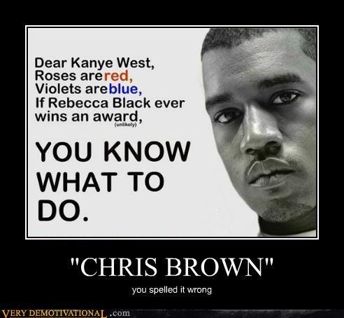"""CHRIS BROWN"""