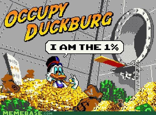 McDuck Doesn't Care