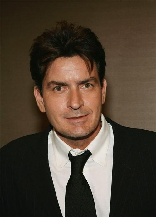 Charlie Sheen is Disappointed of the Day