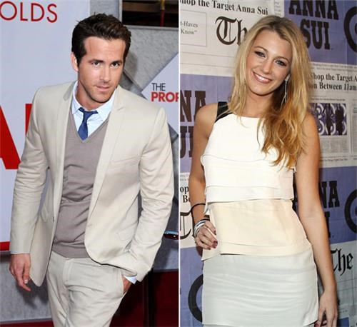 Ryan Reynolds' Lady Friends of the Day