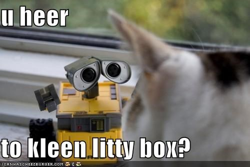 u heer  to kleen litty box?