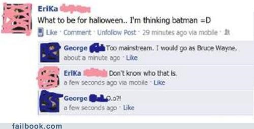 batman,comic books,costume,facepalm,Featured Fail,halloween,ideas,secret identity,super heroes