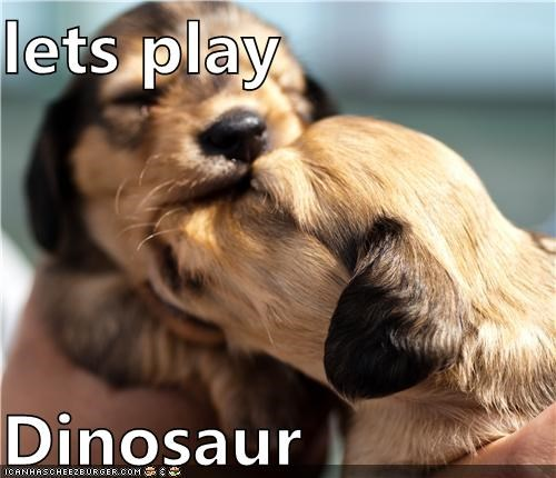 lets play  Dinosaur