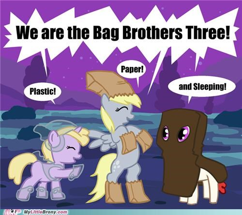 Bag Brothers Three!