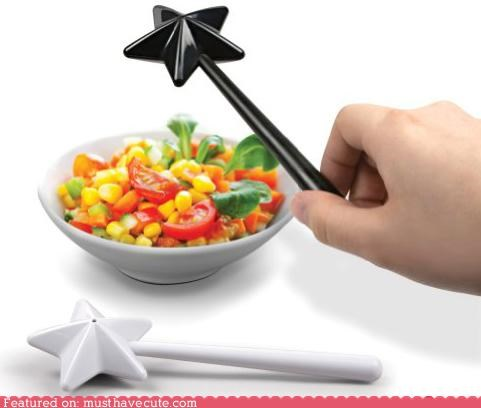 Magic Wand Salt and Pepper