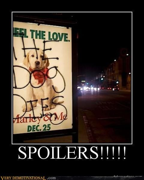 dies,dogs,hilarious,marley,spoilers