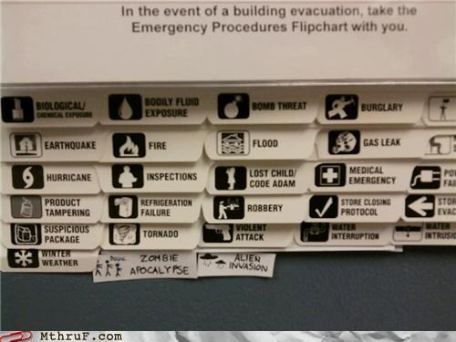 directions,directory,emergency,guide,halloween,natural disaster