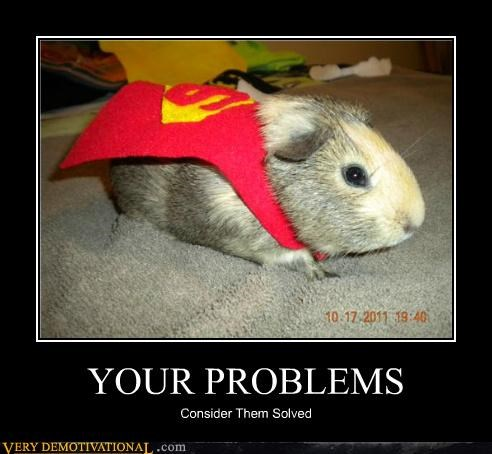 YOUR PROBLEMS
