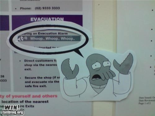 Hacked IRL: Why not Zoidberg?