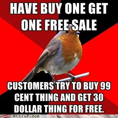 Another Advice Animal, for the Retail Crowd