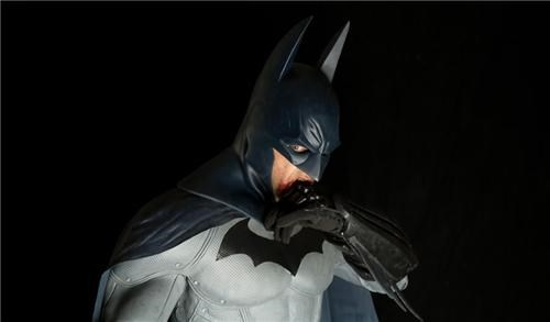 Batman: Arkham City Suit IRL of the Day