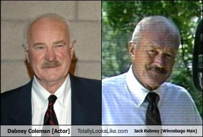 Dabney Coleman Totally Looks Like Jack Rebney