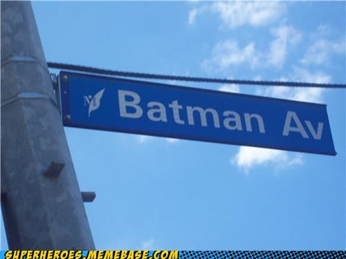 Batman I Thought You Were More Secretive