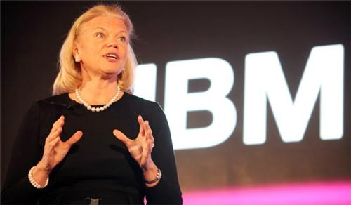 New IBM CEO of the Day