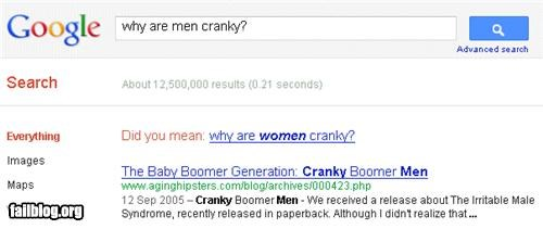 Autocomplete Me: Proof That Google Programmers Are Male