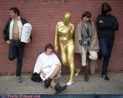 Star Wars Hipsters