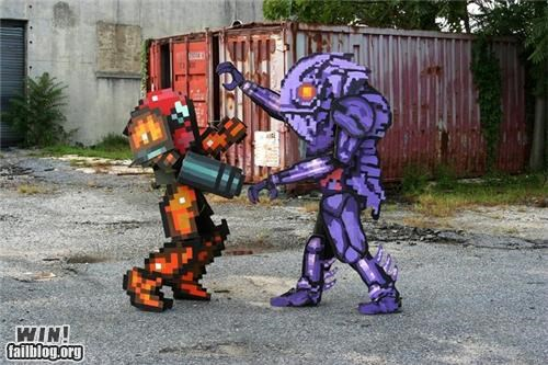 Metroid Costume WIN