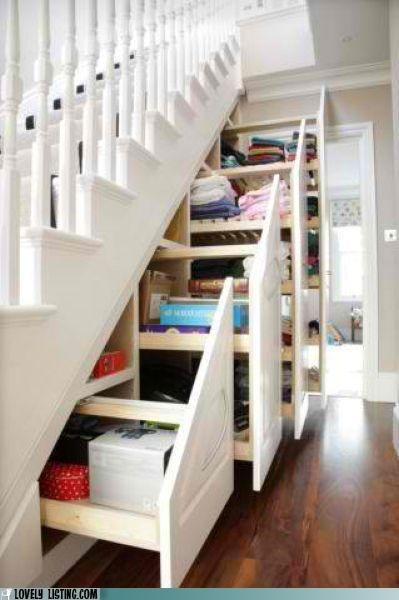 best of the week,clever,drawers,shelves,stairs,storage