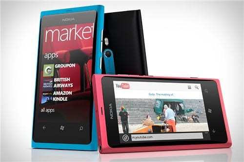 Nokia Lumia 800 of the Day