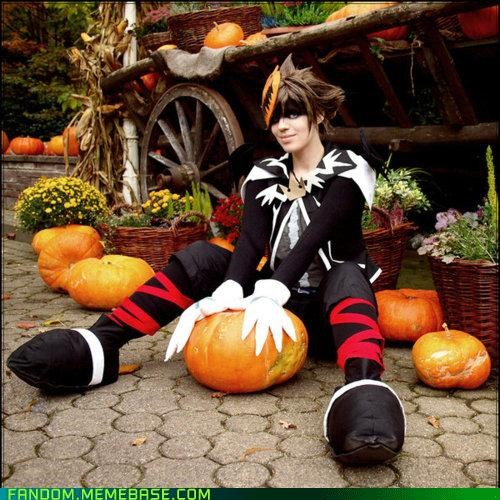 Halloween Inspiration: Sora - Kingdom Hearts