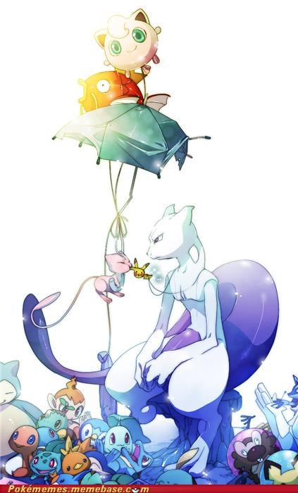 Cheer Up, Mewtwo