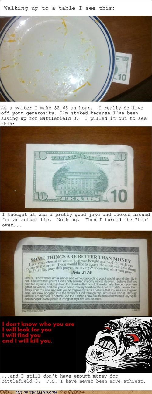 Money Is Better Than Death