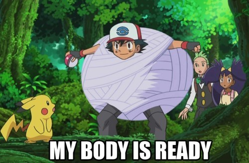 anime,ash,Fetish,my body is ready,new ash,tv-movies,weird fetishes