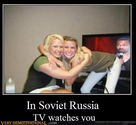 hilarious,Soviet Russia,TV,you
