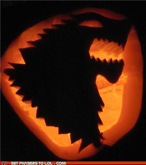 David Tennant,direwolf,halloween,Portal,pumpkins,stark,tardis,the doctor,yoda