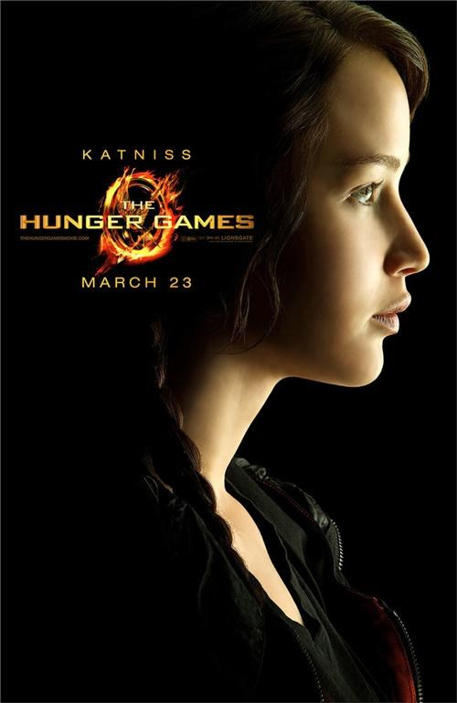 Hunger Games Character Posters of the Day