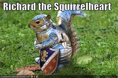 Richard the Squirrelheart