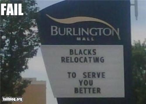 Relocation FAIL