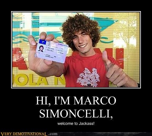 HI, I'M MARCO SIMONCELLI,