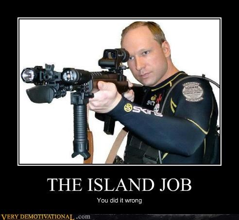 THE ISLAND JOB