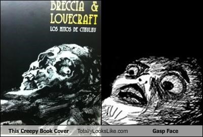 This Creepy Book Cover Totally Looks Like Gasp Face