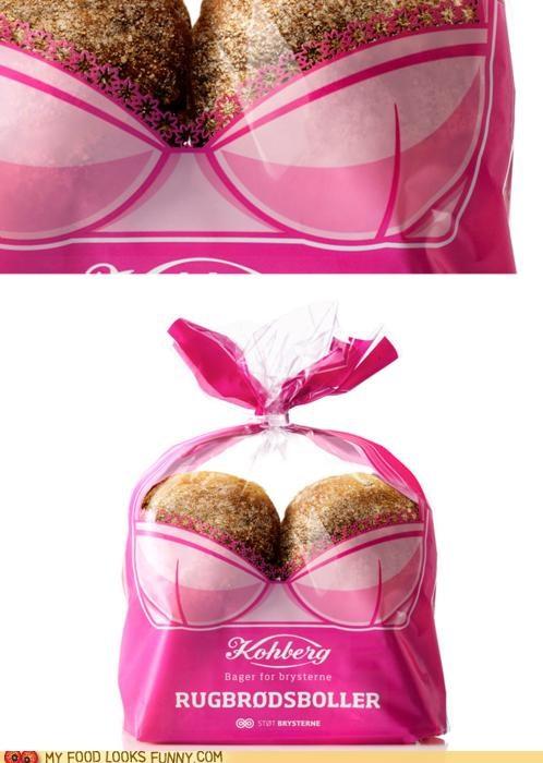 bread,cheeky,cleavage,naughty,packaging,rolls