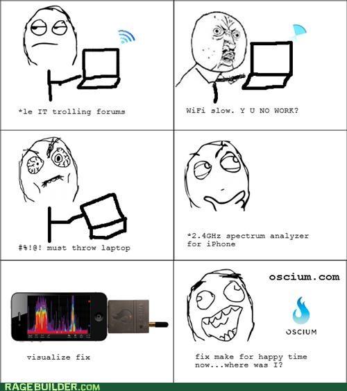 WiFi Rage