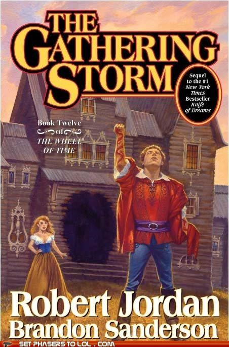 WTF Fantasy Book Covers: The Gathering Storm