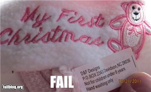 christmas,failboat,g rated,my first fail,not for kids,product fail