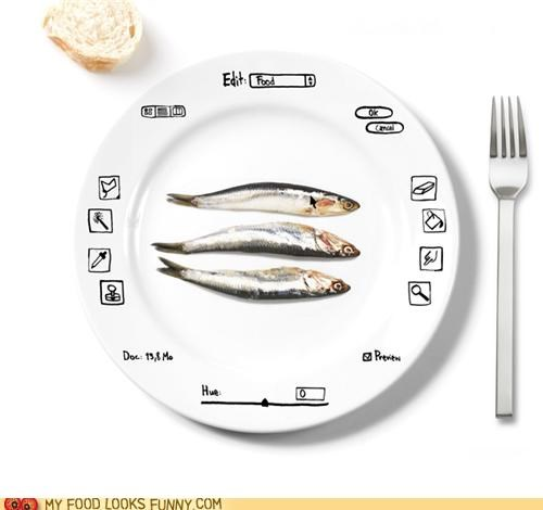 Photoshop on the Plate