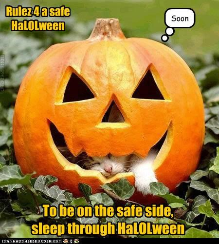 Rulez 4 a safe HaLOLween