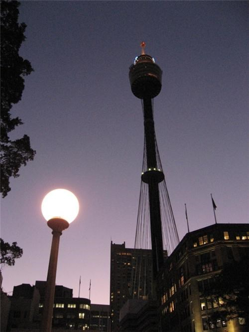 First Class Ticket - Destination of the Week - Sydney, Australia - Sydney Tower