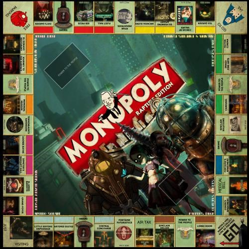 BioShock Monopoly Set of the Day