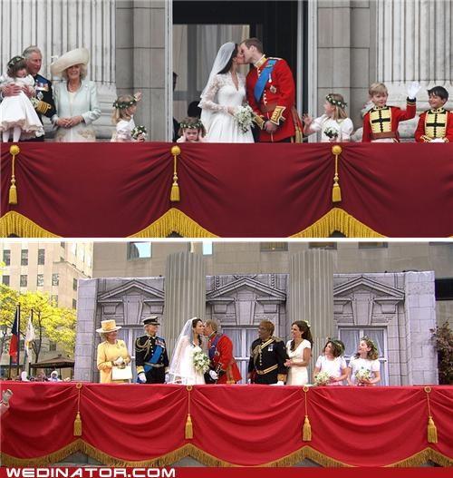 Hallowedding 2011: A Royal Recreation