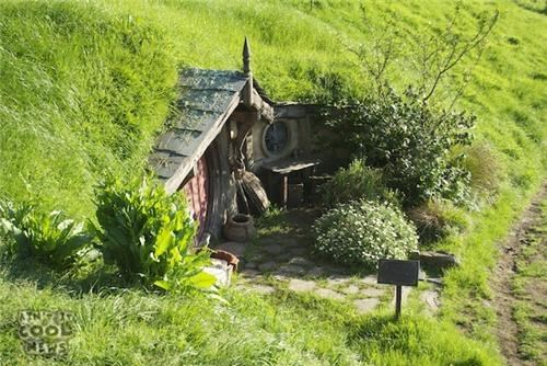 Hobbit Set Pics of the Day