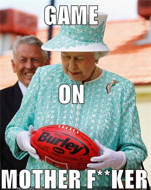 football,political pictures,Queen Elizabeth II,rugby