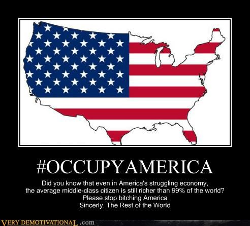 #OCCUPYAMERICA