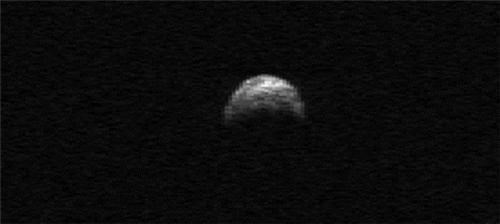 Asteroid Flyby of the Day